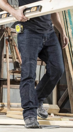 Atlas 46 Bunker Jeans (Best Work Pants For Big Thighs)