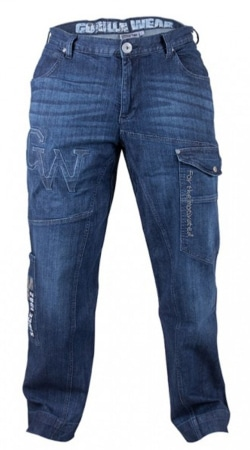 Gorilla cut jeans