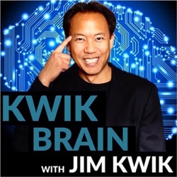 The Kwik Brain Podcast With Jim Kwik