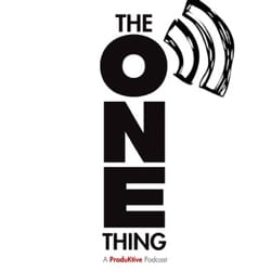 The ONE Thing Podcast With Geoff Woods